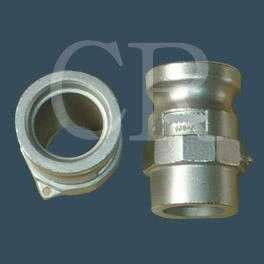 Camlock couplings casting, lost wax casting, precision casting, investment casting