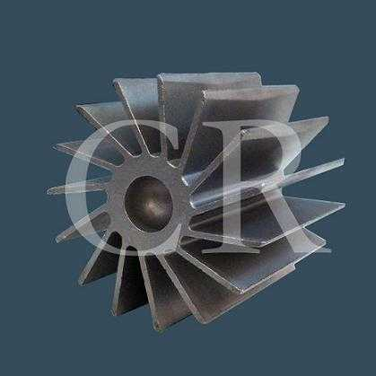 impeller parts casting process, investment casting, lost wax casting process, precision casting china