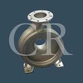 pump body castings, investment casting, lost wax casting process, precision casting china