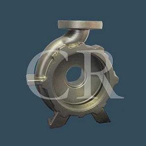 pump body casting process, investment casting, lost wax casting process, precision casting china