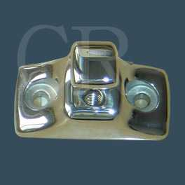investment casting, precision casting process, lost wax casting- Lighting Parts