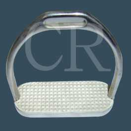 investment casting, precision casting process, lost wax casting process - stainless steel stirrup