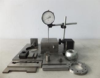 Homemade gauge, silica sol casting china