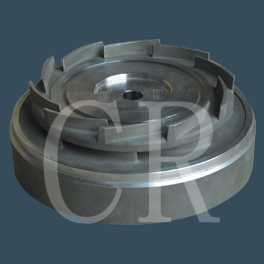 stainless steel impeller casting, investment casting, precision casting process, lost wax casting