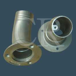 Yacht parts investment casting, precision casting process, lost wax casting