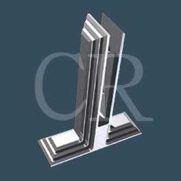 construction hardware stainless steel casting process