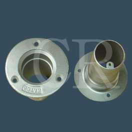 Yacht fuel filler - Stainless steel investment casting