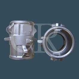Ground joint fittings - Stainless steel investment casting