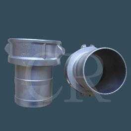 Camlock couplings type C - Stainless steel casting, investment casting, precision casting, lost wax casting process